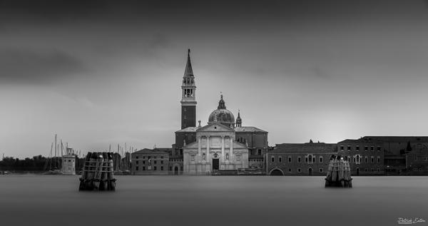 Venise San Giorgio Maggiore 001 - Home - Patrick Eaton Photography