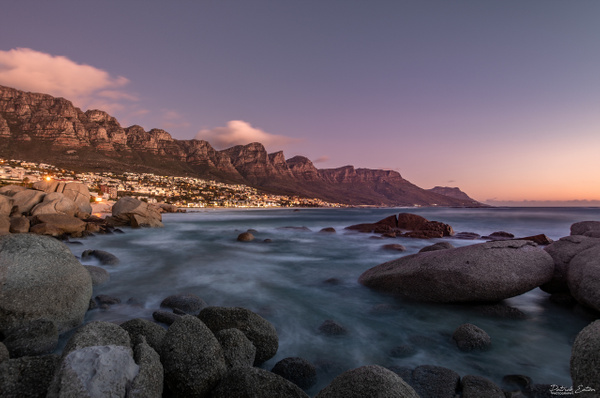 South Africa - Cape Town - Camps Bay 001 - Landscape - Patrick Eaton Photography
