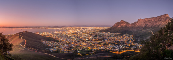 South Africa - Cape Town - Panorama 001 - Landscape - Patrick Eaton Photography