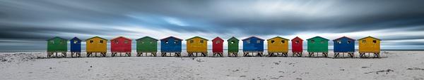 Cape Town - Muisenberg - Beach Bungalow - 002 - Landscape - Patrick Eaton Photography