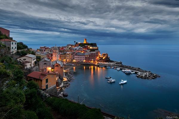Cinque Terre - Vernazza - Cityscape - Patrick Eaton Photography