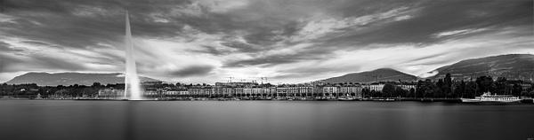 Geneve - Panorama - August 2020 - Landscape - Patrick Eaton Photography