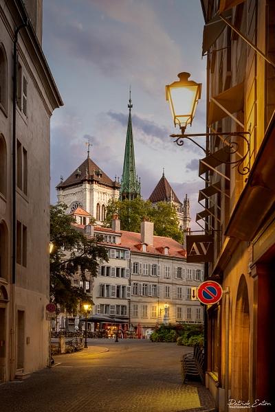 Geneve - Cathedrale 003 - Cityscape - Patrick Eaton Photography
