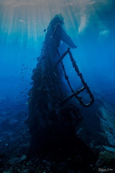 2020 Sharm El-Sheikh - Kormoran Wreck 001 - Underwater - Patrick Eaton Photography