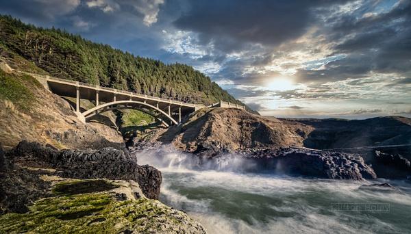 Coastal Bridge - Home - Clifton Haley Photography