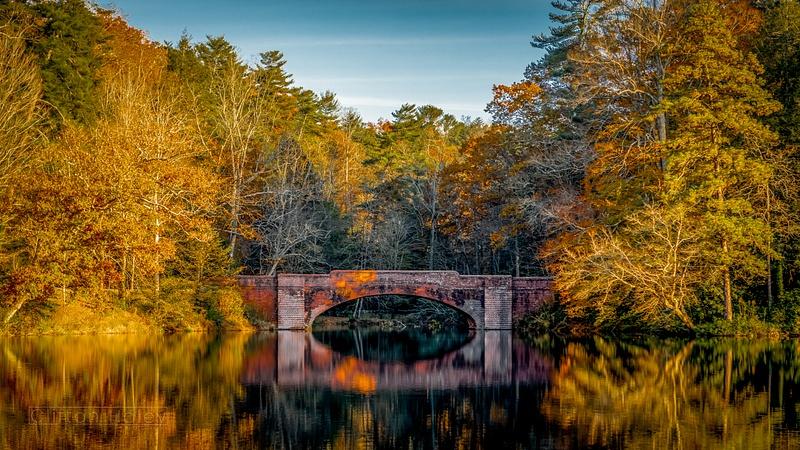 Biltmore Estate - Lake Reflections