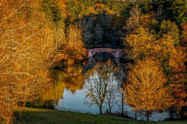 Biltmore Estate - Lake Overlook by...