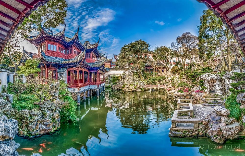 Shanghia - Yu Garden