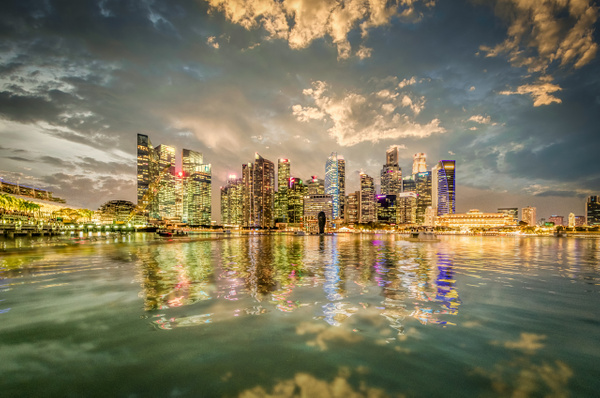 Singapore - Home - Clifton Haley Photography