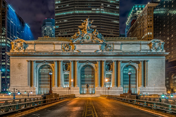 New York City - Grand Central Station - Home - Clifton Haley Photography