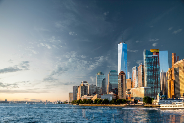 New York City - Skyline - Home - Clifton Haley Photography