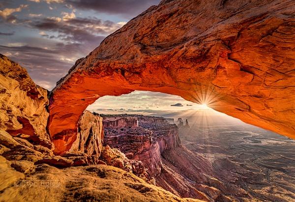Mesa Arch - Home - Clifton Haley Photography