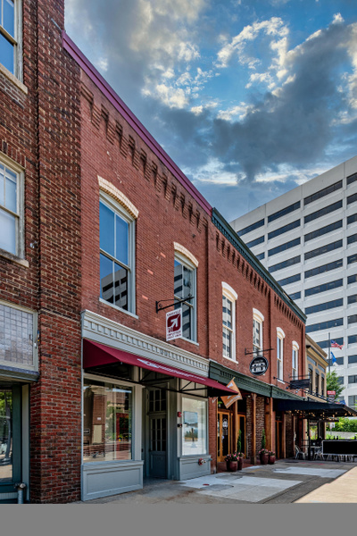 Knoxville TVA Employees Credit Union - Corporate Portfolio - Clifton Haley Photography
