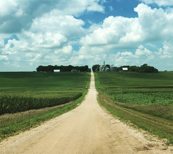 Lyons, Nebraska - Family Farm - July 2018 - USA 2018 - Johan Clausen Photography