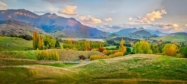 Hills Golf Course - New Zealand - Kirit Vora Photography
