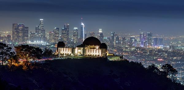 Griffith LA - Los Angeles - Kirit Vora Photography
