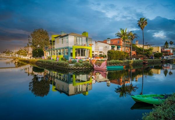 Venice LA - Los Angeles - Kirit Vora Photography