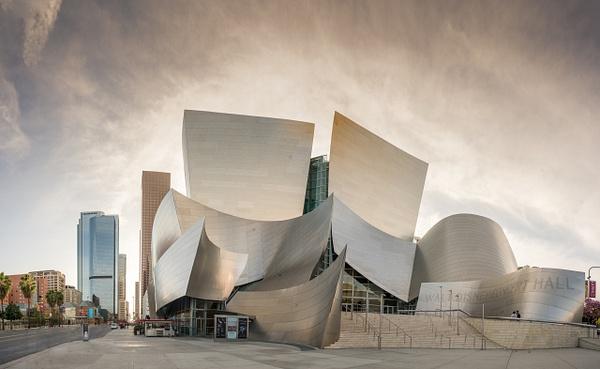 Walt Disney Concert Hall - Los Angeles - Kirit Vora Photography