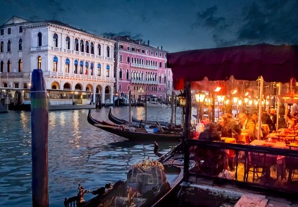 Dinner night Venice - Venice - Kirit Vora Photography