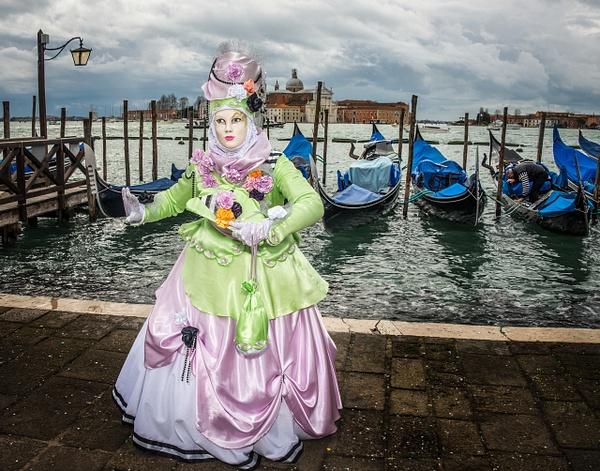 Green Machere - Venice - Kirit Vora Photography