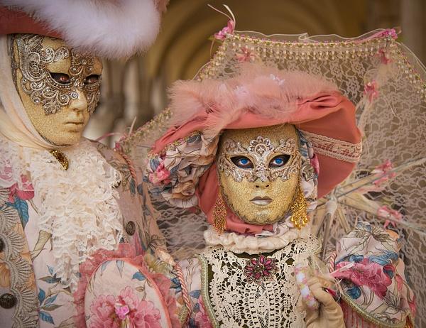 Venice Carnival - Venice - Kirit Vora Photography