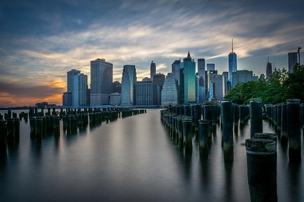 NewYork-Downtown-Sunset1