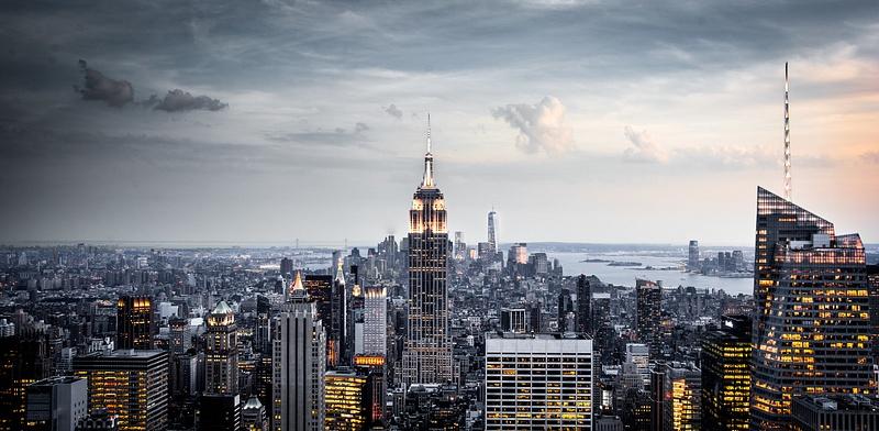 NewYork-TopOfTheRock-Downtown-View2