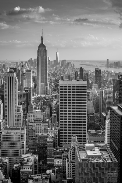 NewYork-TopOfTheRock-Downtown-View1 by ReiterPhotography