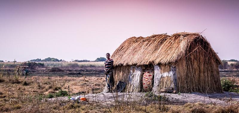 Zambia-Fisher-Hut