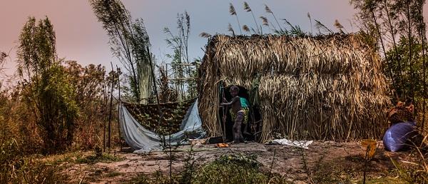 Zambia-Fisher-Hut-2 by ReiterPhotography