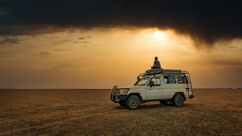 Zambia-Sunset-Offroad-Swamps