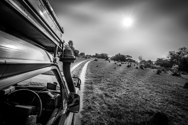 Zambia-Offroad-Bush by ReiterPhotography