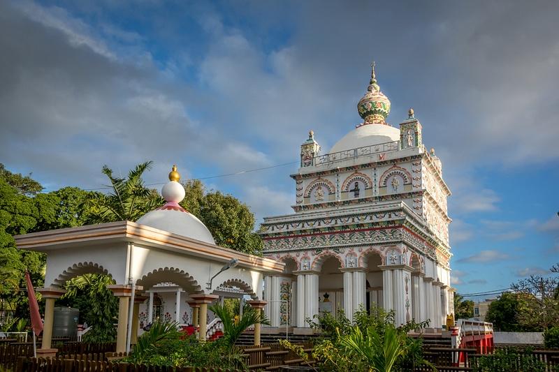 Mauritius-Temple