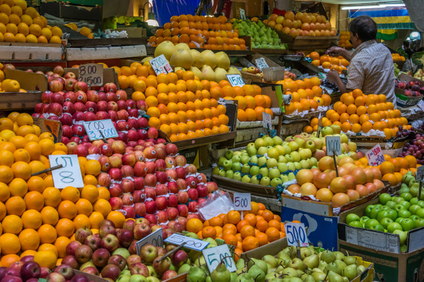 Mauritius-Market by ReiterPhotography