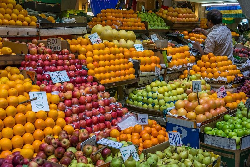 Mauritius-Market
