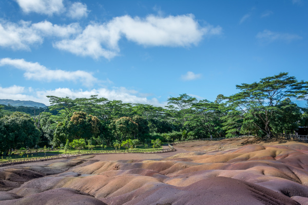 Mauritius-Colored-Earth by ReiterPhotography