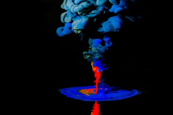 Liquid Flow by Grant Augustine
