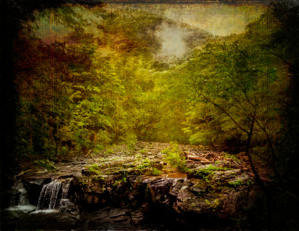 Waterfall, Palenville, NY - Upstate New York - Joanne Seador Photography