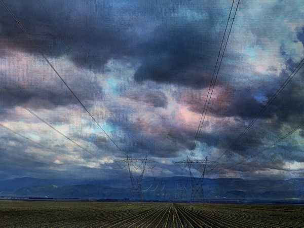 Working the Lines, CA Version 2 - California - Joanne Seador Photography
