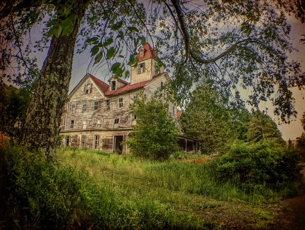 Catskill Hotel 4 - Hotel, Catskills NY - Joanne Seador Photography
