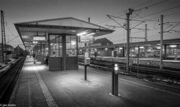 DSC_0097 - Trains and Trainsstations - Molin Photos