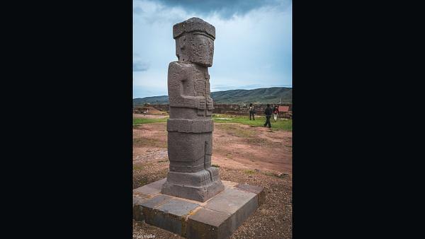 Monolito side 16-9 - Bolivia uyumi saltlake, la paz, madidi and Tiwanaku
