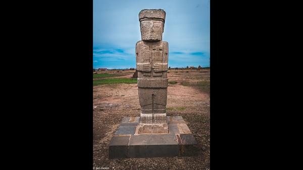 Monolito style 16-9 - Bolivia uyumi saltlake, la paz, madidi and Tiwanaku
