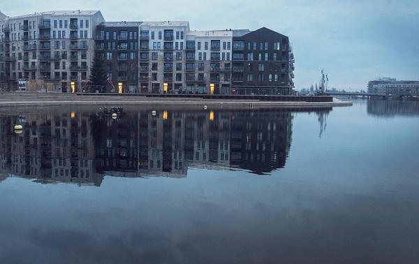 14 part house lighter color - Copenhagen City, denmark