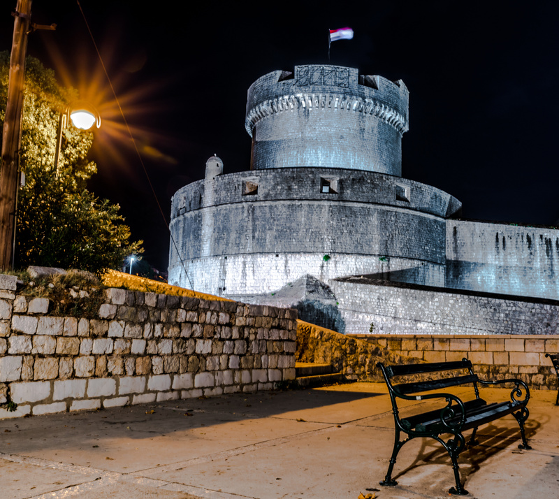 Tvrđava Minčeta - Historic tower