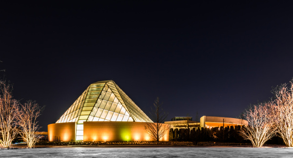 Ismaili Center by Luc Jean