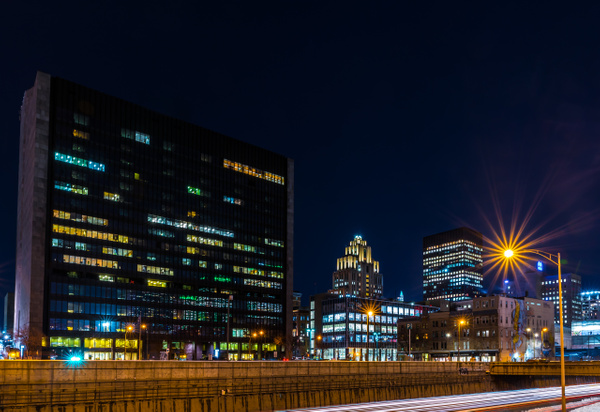 Cityscape 01 - A walk at night in ... Montreal - Luc Jean Photography