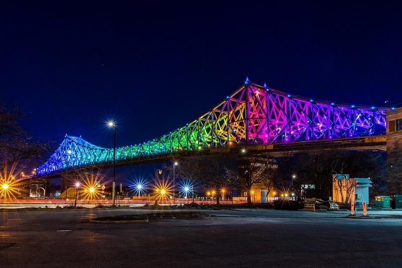 Jacques Cartier Bridge 02