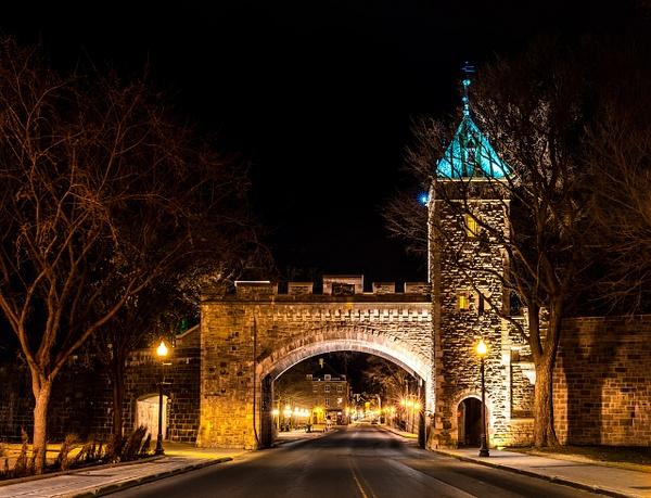 Saint Louis Gate 01 by Luc Jean