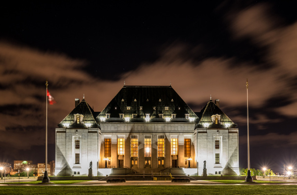 Supreme Court by Luc Jean